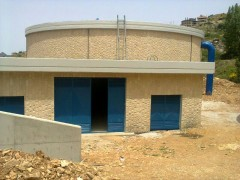 Pilot Project of Waste Water in Bcharreh